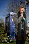 Peter-Capaldi-and-TARDIS